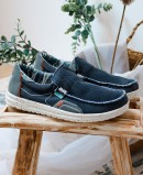 Closed moccasin Dude shoes Mikka Hawk