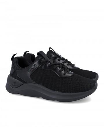 Zapato de alto rendimiento Fluchos Atom F1253 negros