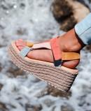 Sandalias con velcro Andares 849530