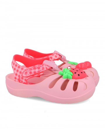 Flip-flops with fruit motifs Ipanema 82858