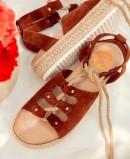 Roman platform sandal Porronet Dalia 2763