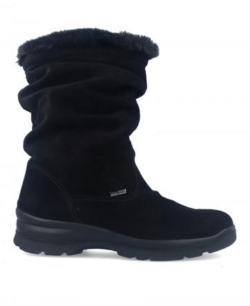 Wrinkled flat boot IMAC 607789