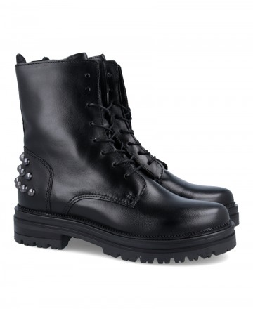 Mjus M77236 military style boots