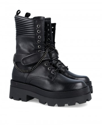 Mjus P33202 high military boots