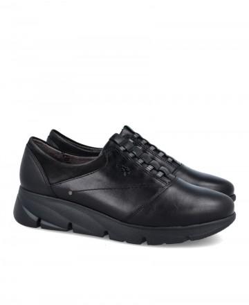 Zapatos cómodos diario Fluchos Bona F1357
