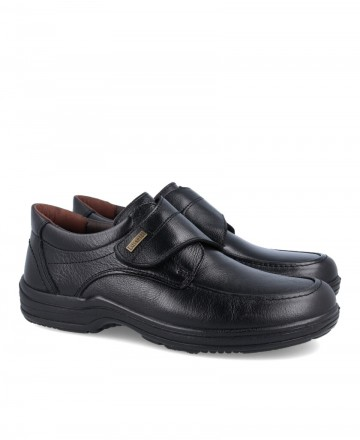 Men's shoe with velcro Luisetti Tucson 20412-ST