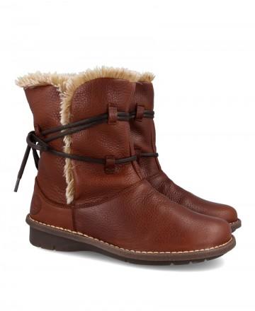 Warm elastic boot Color Feet 1878