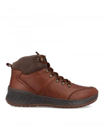 Botas de montaña hombre Traveris 5219 marrón
