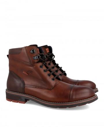 Brown boots Fluchos Terry F1342