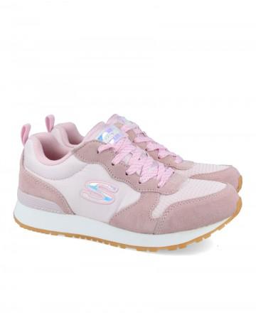 Deportivas rosa niña Skechers Retrospect 310570