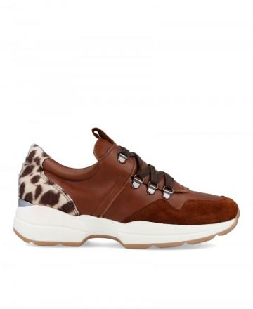 Sneakers estampadas Patricia Miller Asturias 5200
